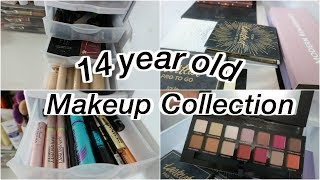 Makeup Collection Of A 13 Year Old 2018