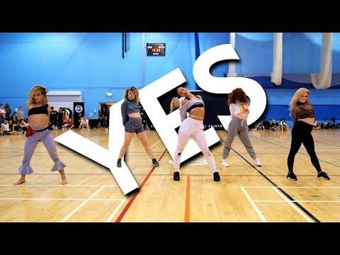 Yes - Louisa Johnson feat 2 Chainz | Brian Friedman Choreography | HDI Summer Camp