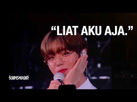 Free Download Funny Wanna One Speaking Bahasa Indonesia (engsub) - One The World Tour Jakarta 071518 Mp3 dan Mp4