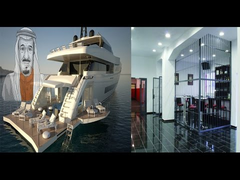 Kapal Pesiar Hingga Penjara Pribadi! Inilah 10 Kekayaan Raja Salman