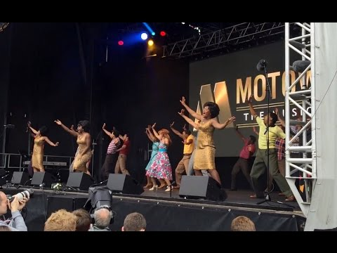 WEST END LIVE 2016 | Motown the Musical - 'Dancing in the Street'