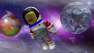 ESCAPE FROM the ROBLOX space! (Roblox)
