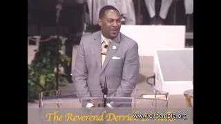 """Rev. Derrick B. Wells """"Change Your Thinking, Change Your Life - PT. II"""" 07-17-16 www.cutemple.org"""