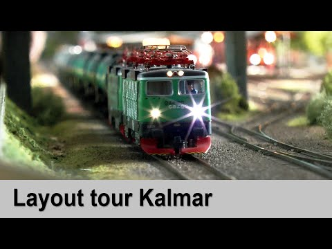 Layout tour of Kalmar Club KMJK
