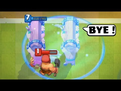 TOUCHDOWN Special: Funny Moments Glitches Fails & Trolls Compilation #2 | CLASh ROYALE Montage
