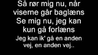Rune RK & Clara Sofie - Når tiden går baglæns ( med lyrics )