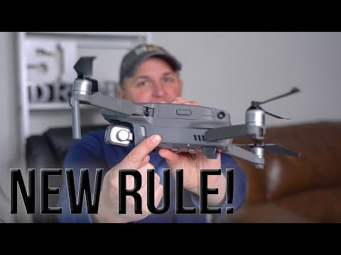 New FAA Ruling Regarding Drone Registration