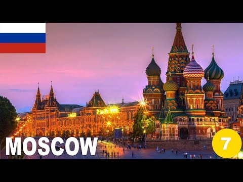 Moscow: Red Square & Kremlin
