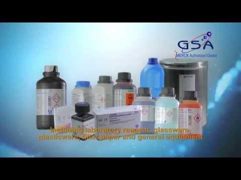 Company Profile PT GSA - Merck Authorized Dealer