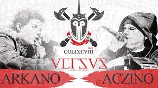 Aczino Vs Arkano | COLISEVM (Video Oficial) Host por Mbaka thumbnail