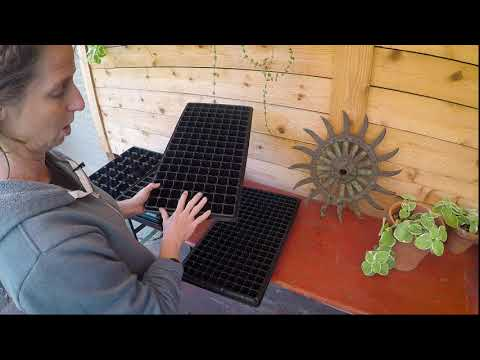 How To Size And Use Cell Inserts For Propagation In 1020 Trays From Bootstrap Farmer