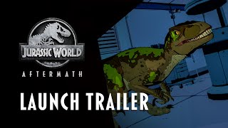 Jurassic World Aftermath | Launch Trailer | Oculus Quest Platform