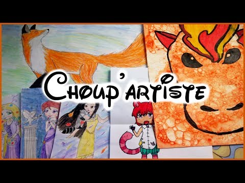 Choup'artiste - On remonte le temps !
