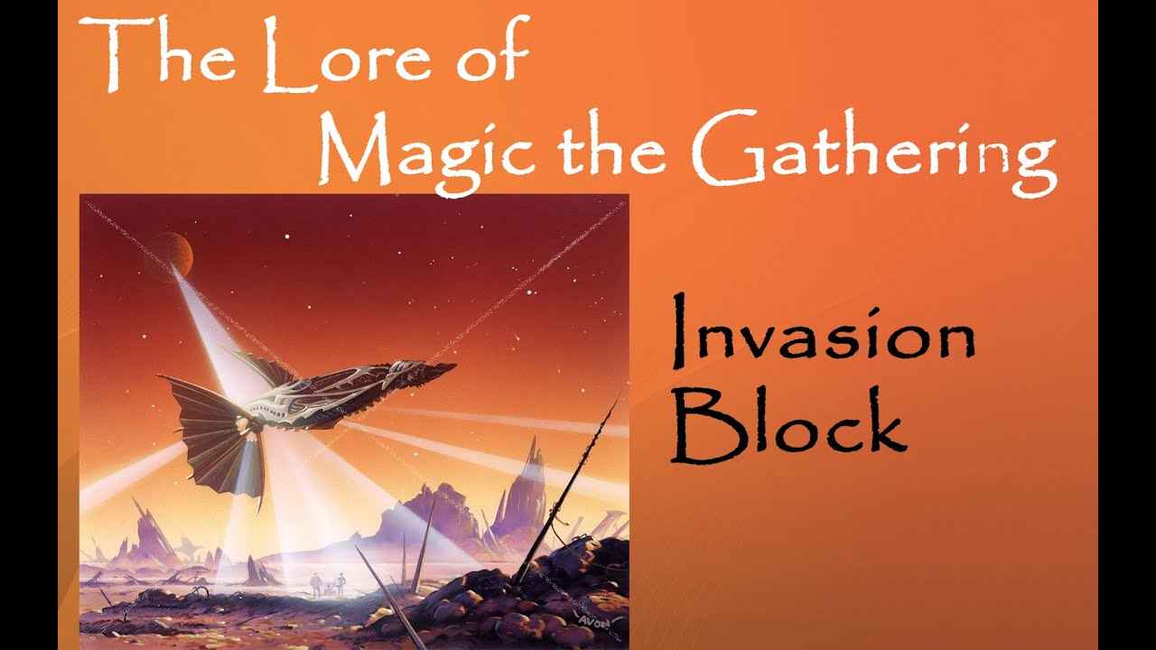 Block magic the gathering