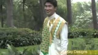 Ethnic & African Men's Bridal Formal Clothing by TeKay Designs Thumbnail