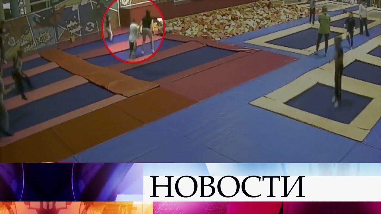 ВКрасноярске трагедией закончилась попытка выполнить акробатический трюк одним изпосетителей парка