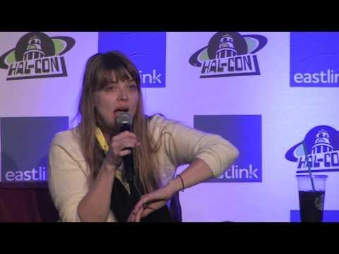 HalCon 2015  Amber Benson Q&A
