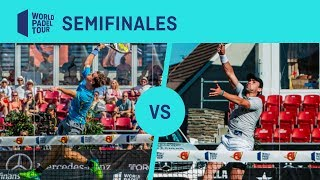 Semifinal Paquito/Lebrón Vs Galán/Mieres Euro Finans Swedish Padel Open
