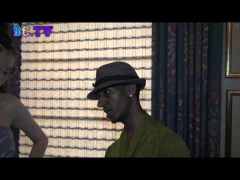 Zekaryas Solomon fashion designer in The Ayo Show