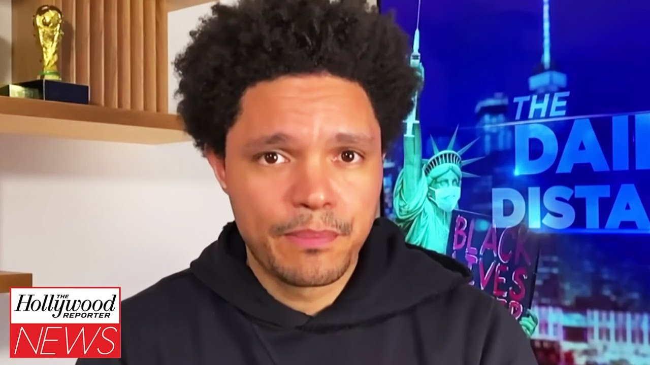 Trevor Noah Reacts to Officer Kim Potter Being Charged for the Death of Daunte Wright| THR News
