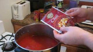 How To Make My Dad's Fundamental Chili Recipe