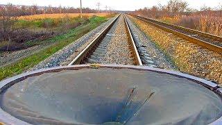 Как зарядить телефон от ж/д рельс. Замер напряжения на железной дороге.(https://vk.com/kreosannn Моя страничка. Не рекомендую повторять увиденное, что бы по ошибке не вызвать ложную занятост..., 2013-11-29T16:25:49.000Z)