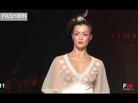 JAMAL TASLAQ Spring Summer 2013 Paris Haute Couture - Fashion Channel