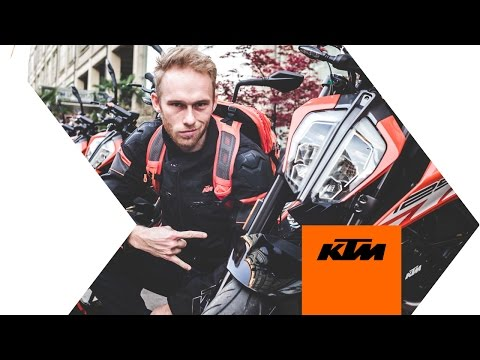 KTM 125 & 390 DUKE LAUNCH TURIN 2017 | KTM