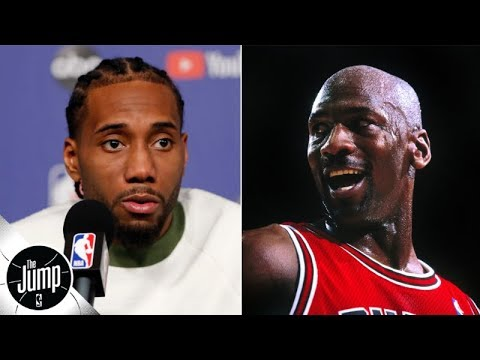 Doc Rivers comparing Kawhi to MJ on national TV was 'money well spent' - Marc J. Spears | The Jump