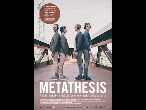 METATHESIS (Percussion & Dance Show) Full length HD