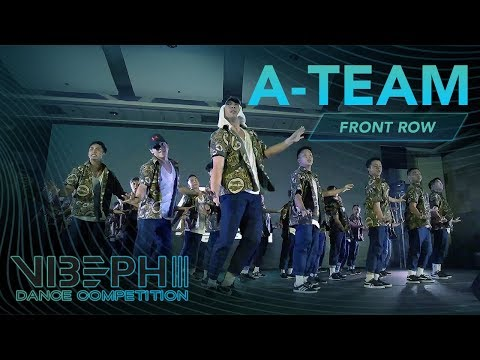 [EXHIBITION] A-TEAM | VIBE PH III [@AyelMari Front Row 4K] | #VIBEPH