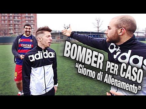 BOMBER PER CASO | La Giornata di Allenamento di un BOMBER!!