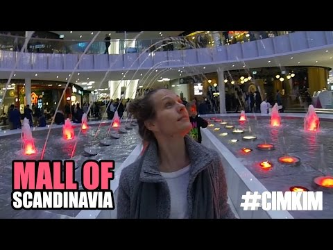 #CIMKIM - Mall of Scandinavia