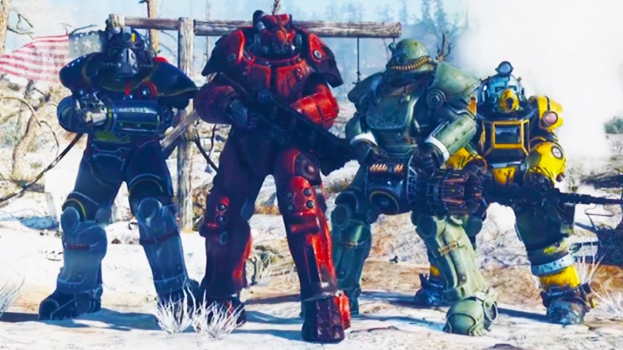 Everything we know about Fallout 76 including singleplayer options the new perks system how nukes work and loads more