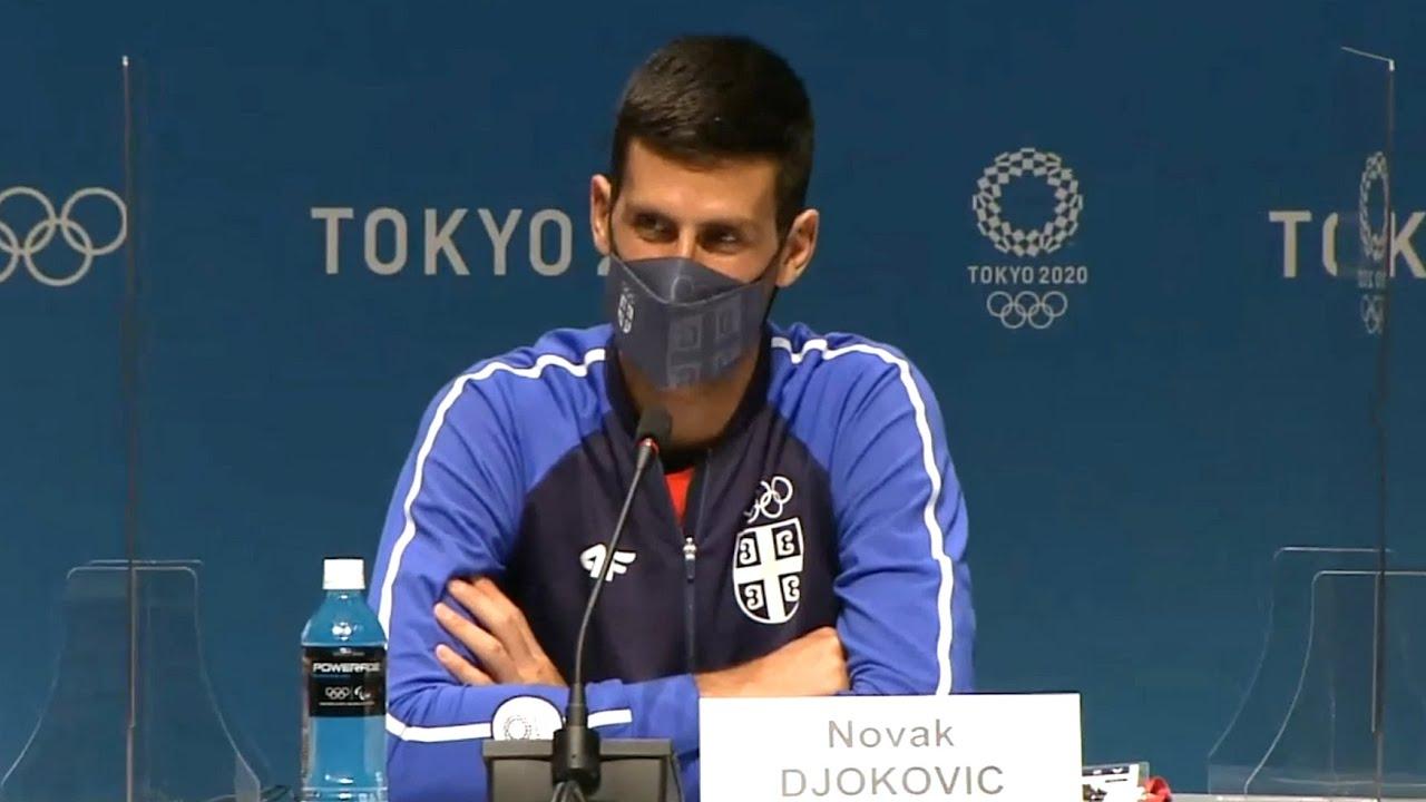 'I feel so terrible': Djokovic's Golden Slam bid is over