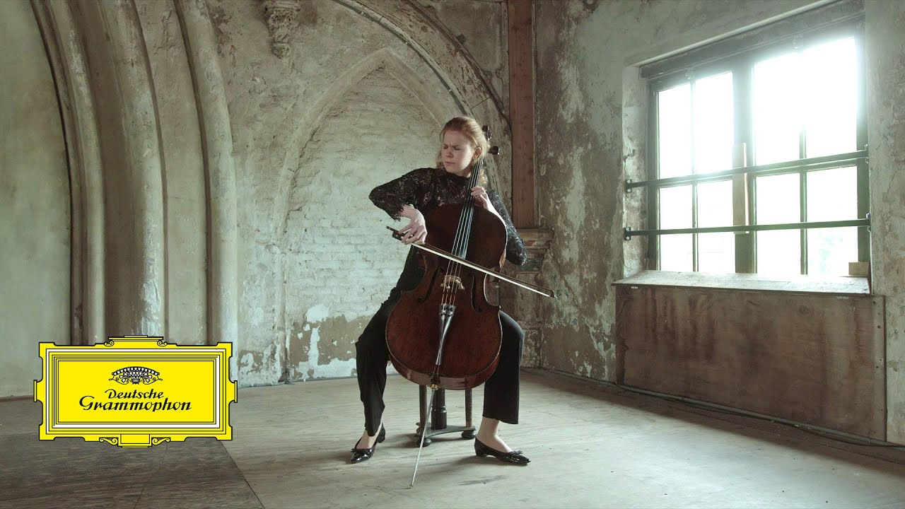 video: Harriet Krijgh - Antonio Vivaldi: 'Cum Dederit'