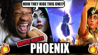 Phoenix (ft. Cailin Russo and Chrissy Costanza) | Worlds 2019 - League of Legends