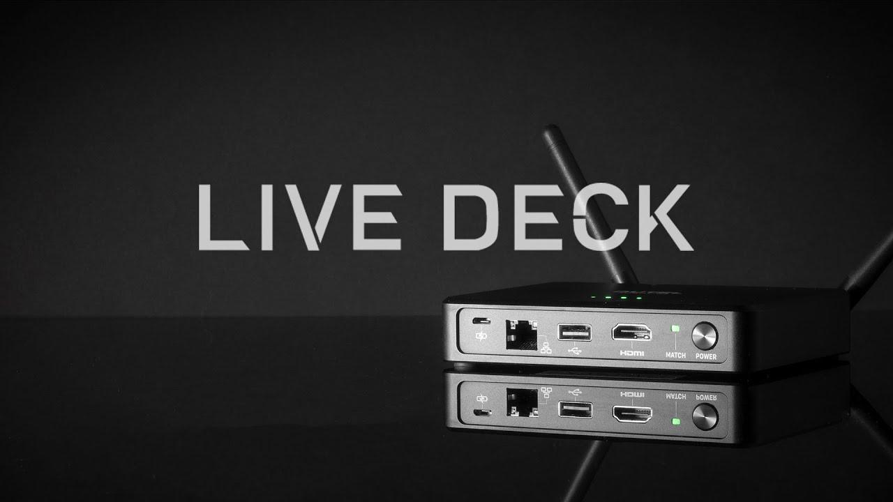 Introducing: LIVE DECK  (Autel Robotics)