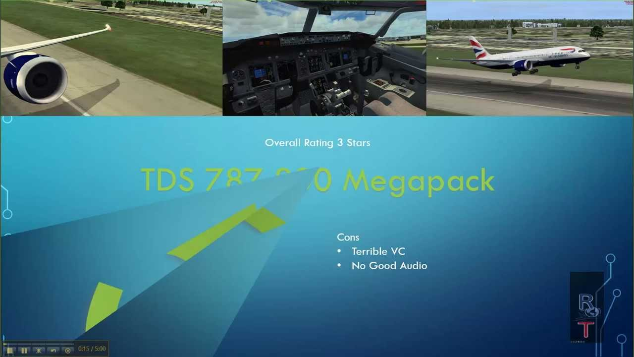 FSX 2013`S Best Freeware Aircraft [HD + 3D] WITH DOWNLOAD LINKS
