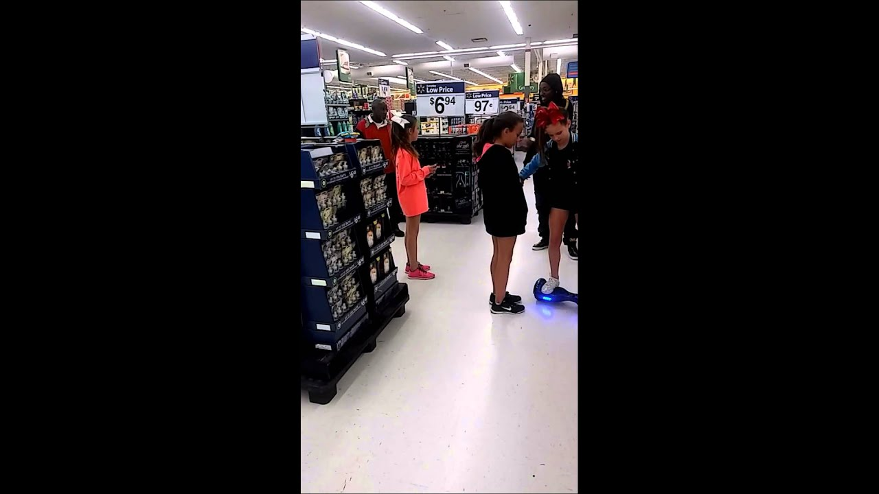Hoverboard In Walmart Youtube