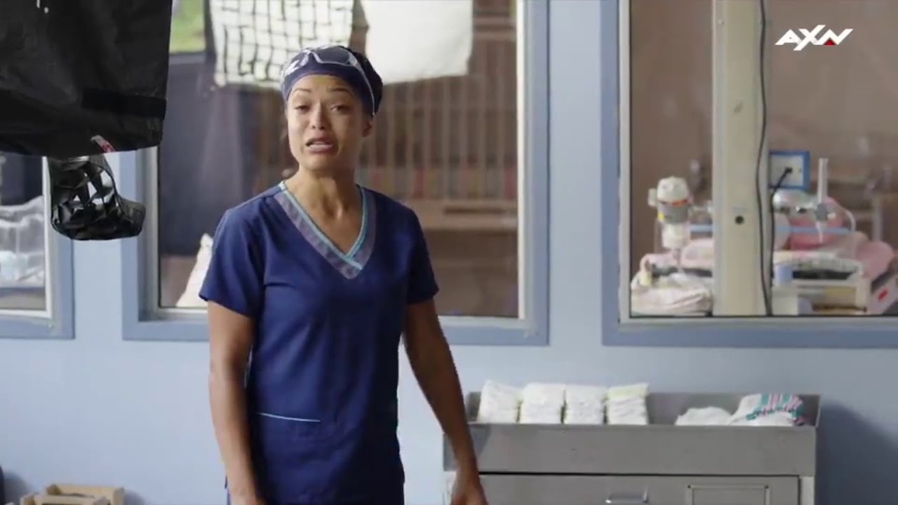 Download Antonia Thomas Gets Emotional as She Says Goodbye to The Good Doctor