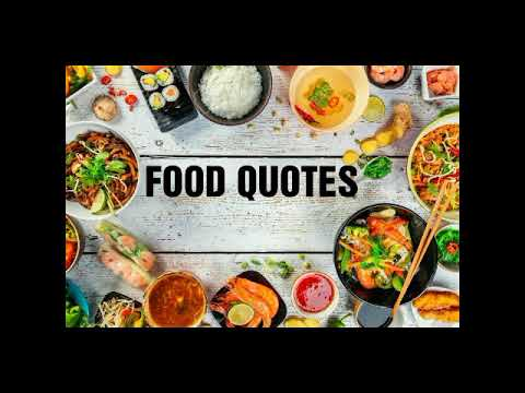 🍰FOOD QUOTES🍩