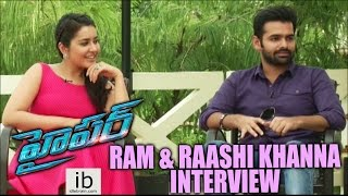 ram-raashi-khanna-interview-about-hyper