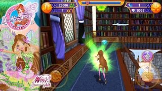 Winx Alfea Butterflix Adventures - Level 2 Key 5