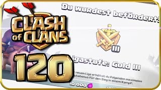Let's Play CLASH of CLANS 120: Gold III, komm' in meine Arme!