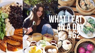WHAT I EAT IN A DAY #62 // VEGAN YUMCHA