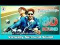 Vellipomaakey | 8D Audio Song | Sahasam Swasaga Sagipo | Telugu 8D Songs