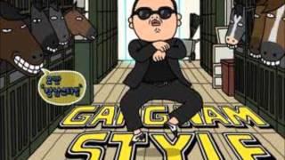 PSY-Gangnam Style(Быстрая версия)