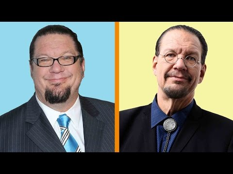 How Penn Jillette Lost over 100 Lbs and Still Eats Whatever He Wants | Big Think