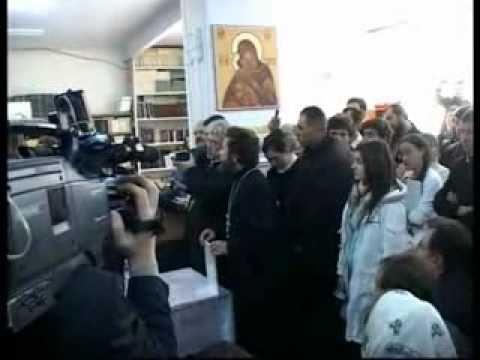 Протодьякона Андрея Кураева прогнали с лекции
